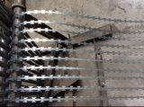 Gegalvaniseerd en pvc Coated Razor Wire