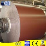 Cr-Stahlring in überzogener Farbe