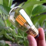 A lâmpada baixa do bulbo E27 E26 Ediason do filamento do diodo emissor de luz super aquece-se