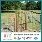 O gerador de gado / nó misto de dobradiça de malha de cerca de Campo para animais
