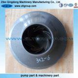 Cubierta de rectángulo de la materia de la bomba de la marca 3 del ANSI Durco con el acero inoxidable CD4/316