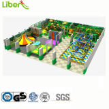 Parque Infantil de alimentação de crianças programável interior, Casa Grande Equipamento de Jogos, Parque de Diversões brinquedo para venda