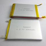 De grote Batterij 3.7V 4200mAh 526897 van het Polymeer van het Lithium van de Capaciteit