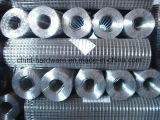 Rete metallica saldata galvanizzata del ferro del materiale da costruzione con il prezzo basso