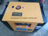 디지털 표시 장치 위원회 5kw 휴대용 디젤 엔진 발전기
