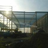 Magazzino modulare della struttura d'acciaio di basso costo fatto in Cina