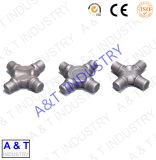 良質の古典的な炭素鋼機械部品か造られた部分