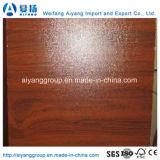 MDF laminado melamina de encargo de la talla para los muebles