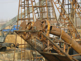 Sand Drilling Rig Suction Dredger Vessel for Sand Mine
