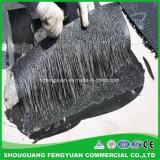 용매 자유로운 비 치료 고무 가연 광물 방수 코팅