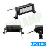 barre d'éclairage LED de 10.6inch 36W Epistar IP67 pour la jeep SUV