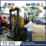 Буровая установка добра воды Borehole Xy-200c установленная Crawler роторная
