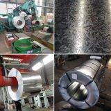 O material de construção de Dx51d+Sgch galvanizou a bobina de aço com GV