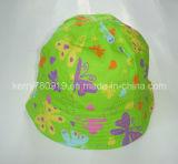 فراشة طباعة طفلة قبعة ([ده-له61626])