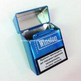 Rectángulo de Cigerate del tabaco del estaño del metal