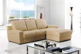 Jogos de couro do sofá de Italy para a sala de visitas
