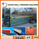 Buigende Machine van het Dakwerk van het Metaal van Dx de Hand