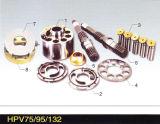 Pièces de rechange hydrauliques de pompe à piston de KOMATSU Hpv35/55/90/160 et pièces de réparation