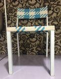 Горячий продавая металл стула офиса Confortable обедая стул