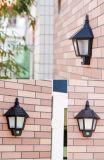 Hohes helles LED-Plastiksolarwand-Licht von der China-Fabrik