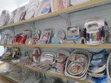 Контейнер алюминиевой фольги контейнера упаковки еды прессформы хлебопекарни