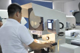 Репроектор вертикального оптически профиля измеряя