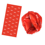 Kundenspezifischer Gefäß-Schal mit dem Einschieben des Papiers für Förderung