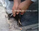 membrana Waterproofing modificada 1.5mm autoadesiva da telhadura da folha do betume de 1.2mm
