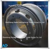 8.5-20 Ts16949/ISO9001를 가진 관 변죽 TBR 트럭 강철 바퀴: 2000년