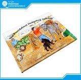 カラーハードカバーの児童図書の印刷