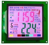 FSTN 122X32の緑の背景LCDのパネル