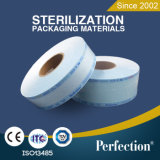 Dual Indicator Eto e Steam Medical descartable Reel Pouches