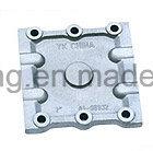 ISO 9001の農業のための高精度430の鋼鉄鋳造