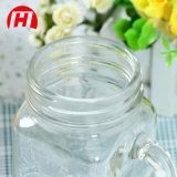 Maurer-Glasglas, das bunten Flaschen-Großverkauf trinkt