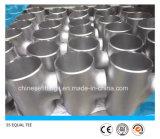 Montaje del tubo de ANSI SS304 SS316 Ensamblado t