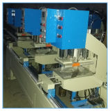 Doppelte Kopf-Plastikschweißer-Maschine für Kurbelgehäuse-Belüftung Windows
