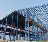 Disposizione d'acciaio del gruppo di lavoro di montaggio della costruzione del tessuto