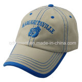 Popular lavado Chino Twill Sport Golf Baseball Cap (TRNB025)