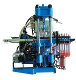 Caoutchouc de silicones de vide moulant la machine de vulcanisation de presse hydraulique