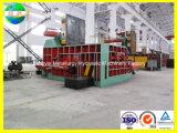 Chatarra de Acero de la máquina de empacado con PLC (YDT-400)