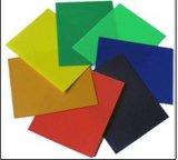 판매를 위한 유연한 명확한 색깔 아크릴 장