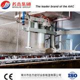 자동적인 AAC 모래 석회 경량 벽면 기계