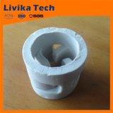 De Ceramische Ring van uitstekende kwaliteit van het Baarkleed voor de Kolom van de Distillatie