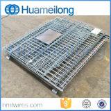 Stapelbarer faltbarer sicherer Lager-Speicher-Rahmen