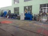 Línea de reciclaje plástica línea que se lava de la máquina de la película de los PP del PE