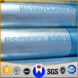 Tubo d'acciaio galvanizzato tuffato caldo - Q235 Ss400 con il prezzo poco costoso