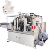 Máquina del tejido de la cara para la empaquetadora de la servilleta