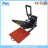 Machine ouverte de presse de la chaleur d'automobile magnétique avec le tiroir