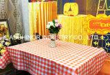 Het Waterdichte Plastic Stevige Beschikbare Tafelkleed van uitstekende kwaliteit van de Kleur