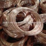 tubo capilar del tubo de cobre de la refrigeración de 2.36mmx1.32m m